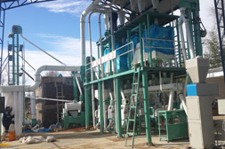 30TPD Wheat Flour Mill Project In Chile